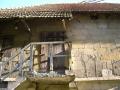 Treppenpost (vor Restaurierung)