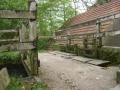 Stauwehrbrücke (vor Sanierung)