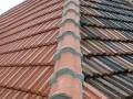 406. Oestlicher Grad des neu gedeckten Daches